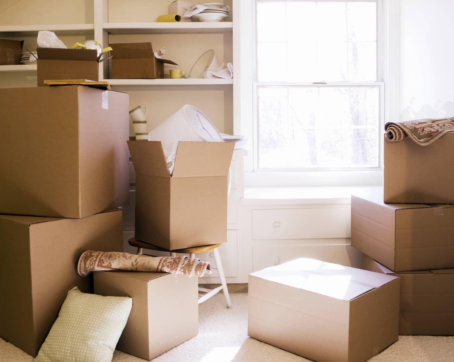 Gentil Moving Boxes