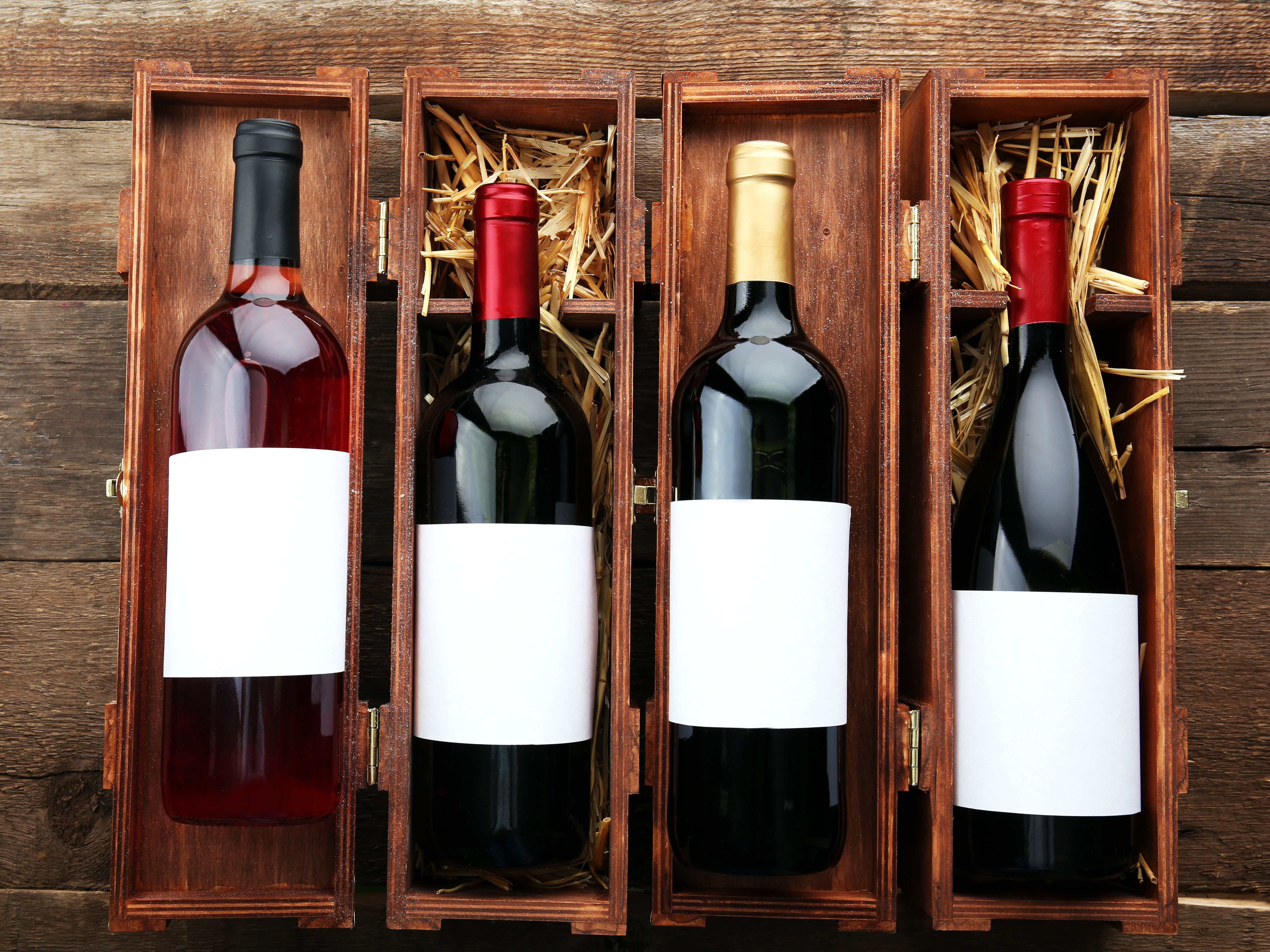 how to move a wine collection